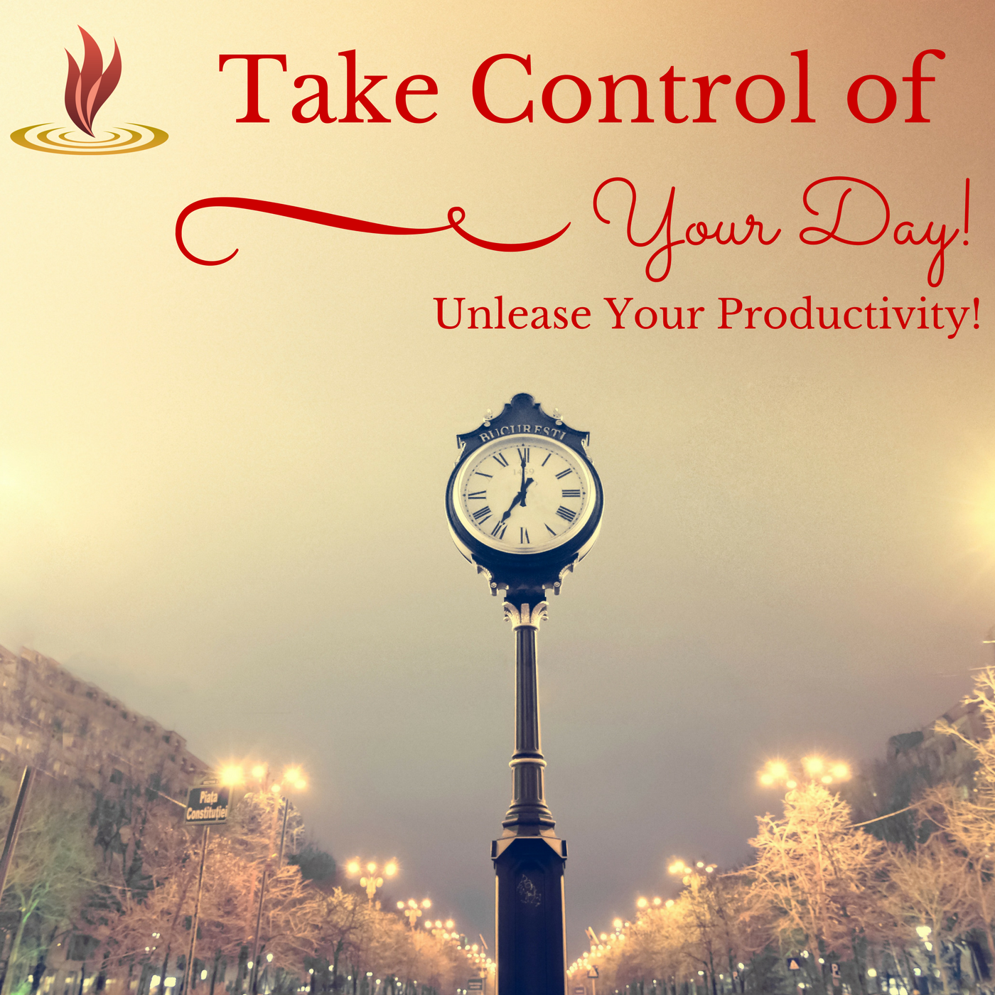 Take Control of Your Day Image